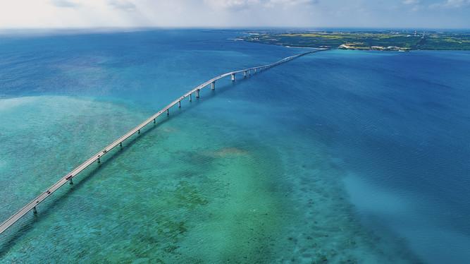 Irabu Ohashi Bridge